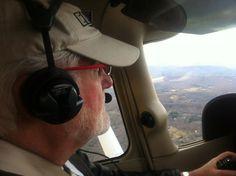 Dad at 4,000 ft