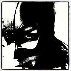#omakuvia #otos 5.1.16 1€ #pirun naamio ja hanskat yhteensä... #porträtt #blackandwhite #selfportraitsz #selfies #mustavalkoinen