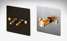 Replace your boring light switches with classy Buster + Punch Switches - HomeCrux