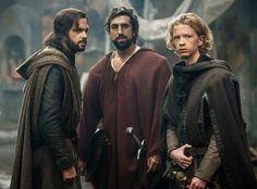 Da Vinci's Demons: new season 3 still   Tom Riley