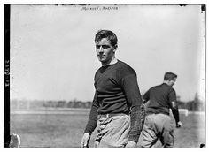 vintage Harvard football