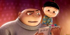 despicable me    Despicable Me! Or... 1 hour 30 minutes of despicable cuteness!