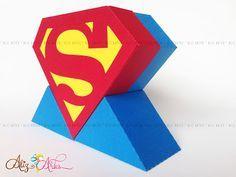 Laís Ribeiro - Aliz Artes: Download Free - Caixinha Diamante/Superman