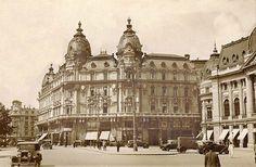 Victoriei Bucharest Romania, Old Pictures, Louvre, Club, Building, Travel, Life, Desktop, Memories