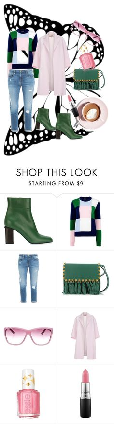 """""""Untitled #372"""" by lisa-gache ❤ liked on Polyvore featuring Martha Stewart, Marni, Markus Lupfer, Frame Denim, Valentino, Moschino, Paul Smith, Essie, MAC Cosmetics and women's clothing"""