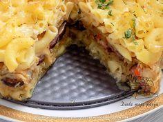 Lasagna, Macaroni And Cheese, Ethnic Recipes, Food, Kitchens, Mac And Cheese, Essen, Meals, Yemek