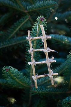 DIY Jesse Tree Ornament - Jacob's ladder - The Ultimate Guide to Making a Jesse Tree