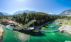 Area 47 Tyrol, Austria, Best Adult Playgrounds - Jetsetter