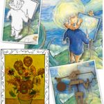 Van Gogh and the Sunflowers is Free for today only.  It is an iPAD app, usually $3.99 on App store.  It is based on true events happened to Van Gogh. It tells Van Gogh's story through a boy named Camille.  Camille and his family became friends of a strange visitor to his small town, although …