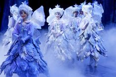 All Nutcrackers are not created equal and one can't find a more magnificent spectacle or more beautifully danced production than the current offering at the Joffrey Ballet Joffrey Ballet, Chicago Events, Just Dance, Ballerina, Fairy Tales, Holiday, Christmas, Tulle, Romantic