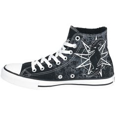 Slipknot  Sneakers High  »Goat Star« | Buy now at EMP | More Band merch  Sneakers high  available online ✓ Unbeatable prices!