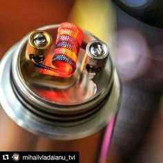. ▼▼▼ Like Follow and Tag Your Friends Below! ▼▼▼ . Originally posted by @ciroscrazycoilbuilds360_tvl Check out this bad ass coil builder when you get a chance! . Visit The Site In My BIO And Use The Coupon  For Some Tasty Liquid At Really Reasonable Prices!  #vape #vapecommunity #vapelife #vapeon #vapeporn #vaper #vapelyfe #vapestagram #vapers #vapehoolidans #vapefam #vapedaily #vapelove #vapepics #vapenation #ecig #vapefriends #cloudchasers #eliquid #ejuice #girlswhovape #hand..