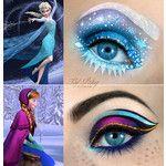 22 Amazingly Nerdy Eye-Makeup Creations
