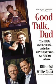 Good Talk, Dad. I laughed and cried and cried some more. Touching stories from Bill and Willie Geist.