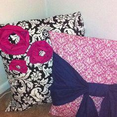 Floor pillow covers...