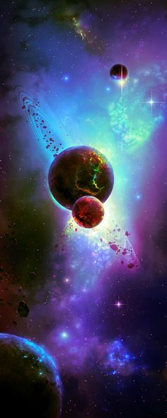 astronomy, outer space, space, universe, stars, planets, nebulas, asteroids