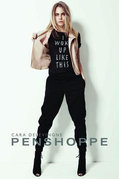 #PenshoppeXCara  Penshoppe @ Upper Ground Floor SM CITY SAN LAZARO