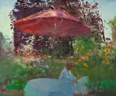 Shop from a great selection of paintings from Fred Cuming at Thompson's Galleries. Browse our collection of artists and their stunning works online today. Contemporary Landscape, Contemporary Artists, National Museum Of Wales, Royal Academy Of Arts, Royal College Of Art, Garden Painting, True Art, Illustrations, Sculpture