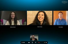 Watch out Google Hangouts: Skype rolls out free group video calling | PCWorld