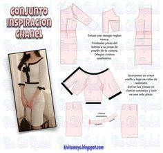 Tremendous Sewing Make Your Own Clothes Ideas. Prodigious Sewing Make Your Own Clothes Ideas. Easy Sewing Patterns, Clothing Patterns, Dress Patterns, Barbie Clothes, Sewing Clothes, Diy Clothes, Dress Tutorials, Sewing Tutorials, Fashion Sewing