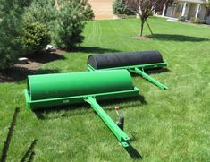Heavy Duty Turf Rollers | Turf Equipment | New Holland PA Tractor Accessories, Dump Trailers, Gravel Path, Sports Complex, New Holland, Parks And Recreation, Wheelbarrow, Rollers, Frames On Wall