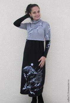 """Платья ручной работы. Ярмарка Мастеров - ручная работа платье """"Сакура"""". Handmade."""