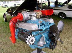 Factory Nailhead turbo Buick Experimental. 425 HP 702 LBS. Early Sixties