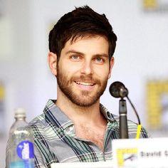 "Bearded ""Grimm"" David Giuntoli"