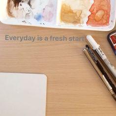 Watercolor, Artist, Instagram, Pen And Wash, Watercolor Painting, Artists, Watercolour, Watercolors, Watercolour Paintings