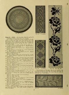 The Priscilla filet crochet book, no. 2 ; a col...