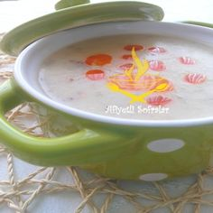 Közlenmiş Patlıcan Çorbası Tarifi - Afiyetli Sofralar - Yemek Tarifleri