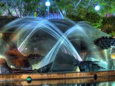 Newcastle Fountain, Australia