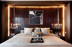 Futuristic bedroom designs turn your bedroom into a beautiful place that matches your taste and preferences. Your bedroom is the most private place where you can relax and forget all...