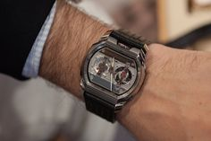 L.U.C Engine One H, A Titanium Racing Tourbillon From Chopard
