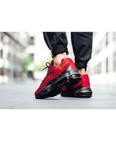 ad94487915d Nike Air Max 95 Ultra Red Shoes Sale