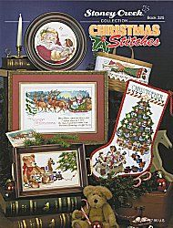 Book 325 Christmas Stitches Stoney Creek