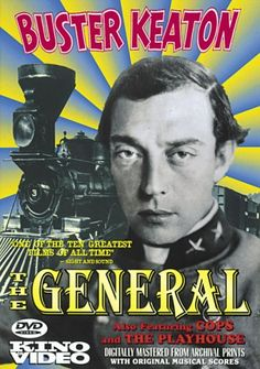"""The General"" (1926) - mit dem großartigen Buster Keaton. Quelle: http://notesonafilm.files.wordpress.com"