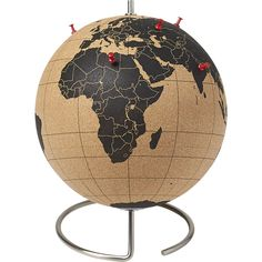 Maybe if it goes on sale, cause the price is ridiculous cork globe  | CB2