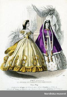 1863, France