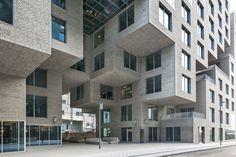 Oficinas Centrales Banco DNB / MVRDV