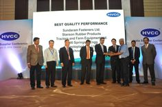 The #TAFE Engineering Plastics Division (EPD) Team adds another feather to its cap and does us proud, yet again. TAFE EPD has been #awarded for Best #Quality Performance by Halla Visteon #Climate Control Corp (HVCC) for the year 2013-14. Congratulations to the team for this remarkable achievement.