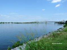 Tennessee River Bridge  Decatur, Alabama