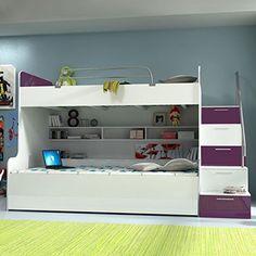 RAJ II Lit mezzanine enfant DISTRIBAIN http://www.amazon.fr/dp/B00SKZV5W4/ref=cm_sw_r_pi_dp_T3Fkwb0EDG732