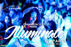 Illuminate yourself with Coco Lounge's U.V Party! (07.06.14) $5 Vodka, Rum & Shots B4 11pm || Listed Ladies B4 11: $5 || Listed Guys w Ladies B4 11: $40  GET LISTED: 868.350.8425 || 7A674A2E || @Shahad Aj || shahadali18@gmail.com