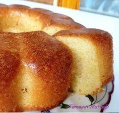 Muzlu Pudingli Kek