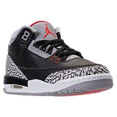 buy online 5bc1a bfe36 3 4 View Jordan Retro 3, Classic Sneakers, Nike Kids, Air Jordans