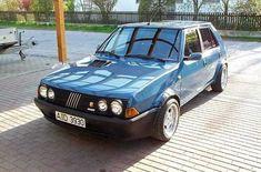 Fiat Abarth Ritmo