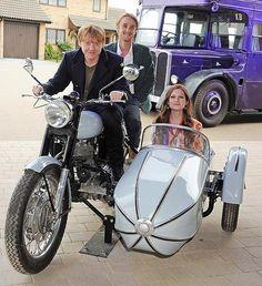 Rupert, Tom & Bonnie