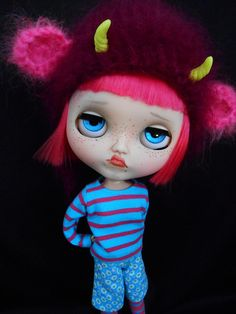 Blythe Doll by cheryl7393, via Flickr