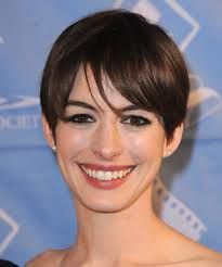 Image result for anne hathaway hairstyle